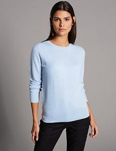 Cashmere jumper from M&S